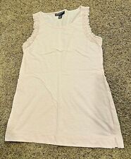 *NICE* Ladies A Pea in the Pod MATERNITY Top--Sleeveless Shirt (Tank Top)--SMALL