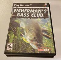 Fisherman's Bass Club (Sony PlayStation 2, 2003)