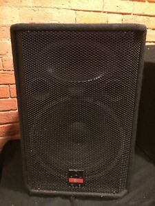 wharfedale EVP-X15P Pa Speakers