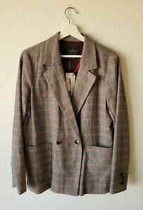 Sanctuary Nonconformist Blazer oversized Jacket Size medium