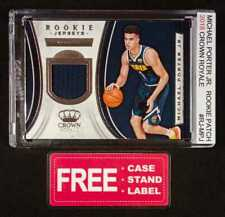 Michael Porter JR. Rookie Patch Crown Royale in Magnetic Case - Php 1,999