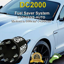 Carbonzero HHO-Gas-Brennstoffzellengenerator und Kraftstoffsparsystem >2400 cm³