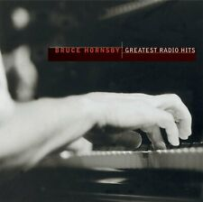 Bruce Hornsby Greatest Radio Hits CD NEW SEALED 2003 The Way It Is/Mandolin Rain