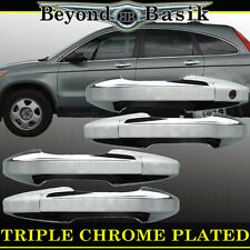 2007 2008 2009 2010 2011 Honda CR-V CRV Chrome Door Handle COVERS Overlays