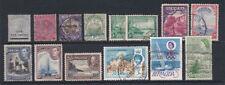 Machine Cancel Bermudian Stamps