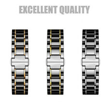 Luxury Ceramics Band Strap For Apple Watch Series 5 4 3 2 1 iWatch 44/42/40/38mm