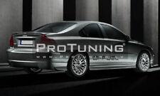 For Volvo S60 MK 1 Rear Trunk Spoiler Wing