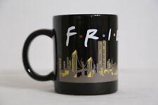 Friends Tv Show 1996 Black Logo Mug