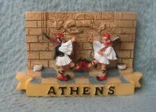 Athens Greece 3D Magnet Souvenir Travel Refrigerator