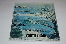 I'm Singing... Featuring N.W. Distric Youth Choir~School Record~FAST SHIPPING