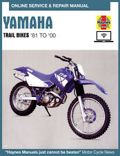 yamaha ttr125l manuals & literature | ebay