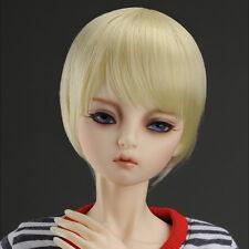 "Dollmore 1/3 BJD dollfie SD wig  (8-9)"" SG Short Cut Wig (Blond) SD size"