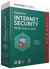Kaspersky Internet Security 2016 Software 1 Device