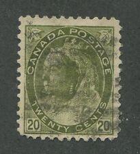 CANADA #84 USED (1)