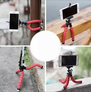 Phone Holder Flexible Octopus Tripod Accesery For Mobile Phone