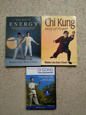Qi Gong Chi Kung Internal Strength Martial Arts Complete Book DVD Course