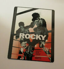 ROCKY - Glossy Steelbook Magnet Cover (NOT LENTICULAR)