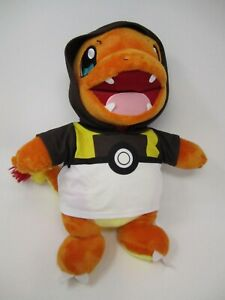 BAB Build-A-Bear Charmander Plush w/ Pokeball Shirt Pokemon