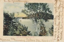 OAK BAY NB – St. Croix River – udb – 1907