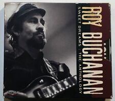 Roy Buchanan 1992 Sweet Dreams The Anthology  2 CD Box Set Ex Cond.  Blues