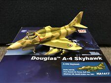 """1:72 HOBBY MASTER HA1417 A-4 Skyhawk KUWAIT AIR FORCE """"Gulfwar"""""""
