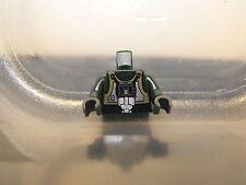 Lego Star Wars Rebel A-Wing Pilot Minifigure Torso Body #A10