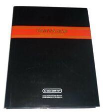 Partagas Book El Libro Amir Saarony English and Spanish