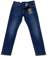 Levi's Mens 512 Slim Taper Fit Jeans In Rain Shower / Medium Blue