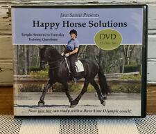Jane Savoie: Happy Horse Solutions Dvd | 12 Disc Set | 2010 | In Mint Condition
