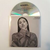 MABEL : MY BOY MY TOWN (SHURA REMIX) ♦ ONLY FRENCH PROMO CD ♦ Daughter of Neneh