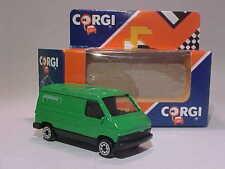 3 INCH Renault Trafic Van PTT Telecom 1985 Corgi 1/64 Diecast Mint Box
