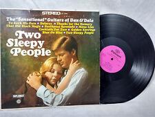 Dan & Dale LP Two Sleepy People Diplomat 2389