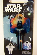 Star Wars Darth Vader Galatic Empire Schlage House Key Blank