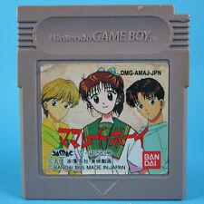 MARMALADE BOY - JAPAN EXCLUSIVE Nintendo Game Boy JP Import Cartridge, Dating
