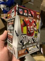 2020 Panini Mosaic NFL Football Blaster Box - Brand NEW Factory Sealed