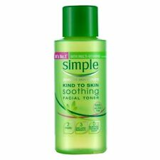 Simple Soothing Facial Toner Sensitive Skin MINI TRAVEL SIZE - 50ml