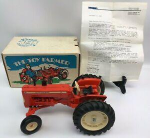 Vintage Ertl Allis Chalmers D19 1989 Toy Farmer Tractor, Original Box 2220PA