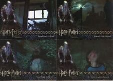 Harry Potter and the Prisoner of Azkaban Update  Box Topper set BT1-4