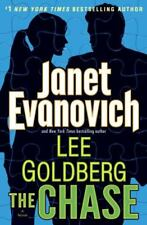 Fox and O'Hare Ser.: The Chase by Lee Goldberg and Janet Evanovich (2014, Hardcover)