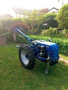 Traktor Schlepper Einachser