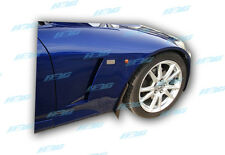 S2000 00-09 Honda AP1 AP2 D style Poly Fiber wide front fenders body kit fender