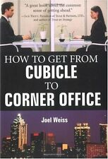 How To Get From Cubicle To Corner Office