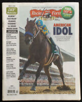 Gorgeous GREEN jockey horse racing, equestrian, crystal