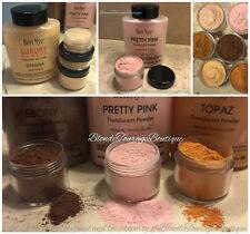 Ben Nye Powder~5gm,10gm,20gm Sample Jars~Banana,Camel,Topaz,Pretty Pink,Sienna