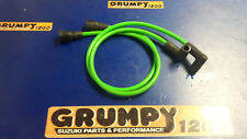 Yamaha TRX850 Taylor Lead Set GREEN/Use with Dyna Coil