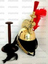 Nautical Brass French Napoleon Helmet Cuirassier Officer's Style Christmas Day
