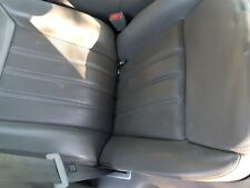 2004- 2009 bentley continental flying spur driver seat