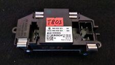 8K0820521 Original Audi A4 B8 8K Widerstand Gebläsemotor Gebläsewiderstand
