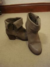 Rocket Dog taupe/grey ankle boots UK 5/38