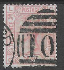 G (Good) Duplex Used Great Britain Stamps